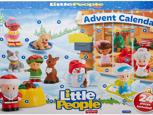 Fisher Price Little People 2019 Advent Calendar Playset