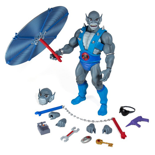 Thundercats Ultimate Series 1 Panthro Action Figure