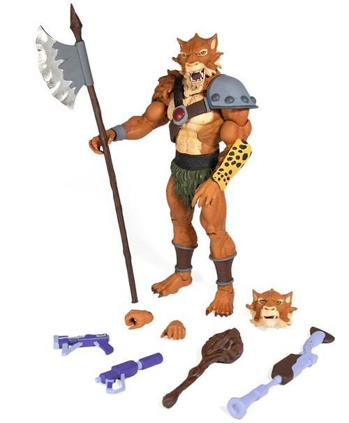 Thundercats Ultimate Series 1 Jackalman Action Figure