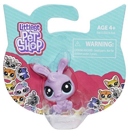 Littlest Pet Shop TV Series 2 Bunny Mini Figure Pet