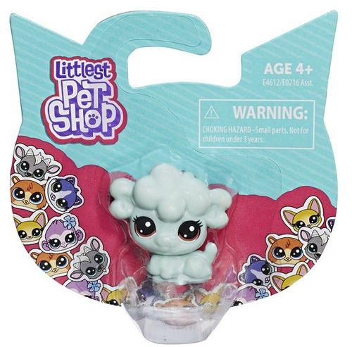 Littlest Pet Shop TV Series 2 Sheep Mini Figure Pet