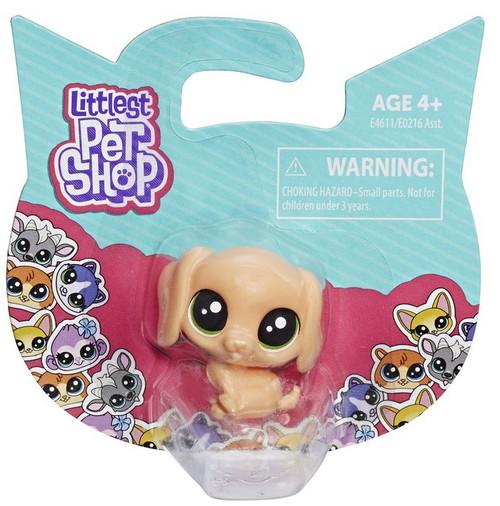 Littlest Pet Shop TV Series 2 Beagle Mini Figure Pet