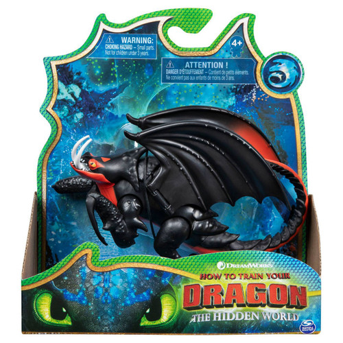 How to Train Your Dragon The Hidden World Deathgripper Basic Action Figure