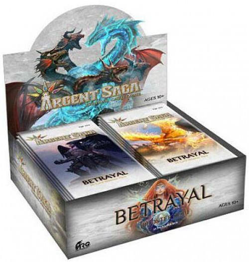 Argent Saga TCG Set 1: Betrayal Betrayal Booster Box [24 Packs]