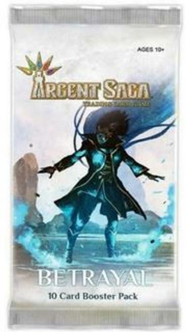 Argent Saga TCG Set 1: Betrayal Betrayal Booster Pack