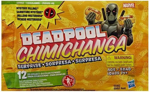 Marvel Deadpool Wave 2 Chimichanga Mystery Pack