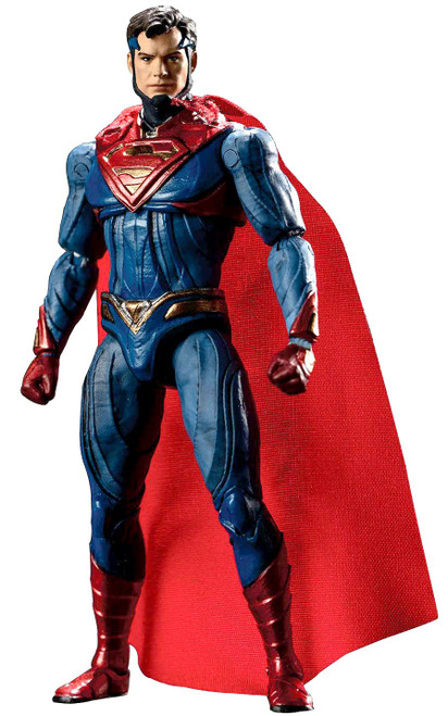 DC Injustice 2 Superman Action Figure [Enhanced Edition]