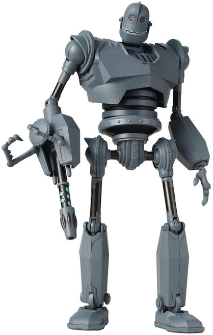 The Iron Giant Iron Giant Diecast Action Figure [Battle Mode Version]