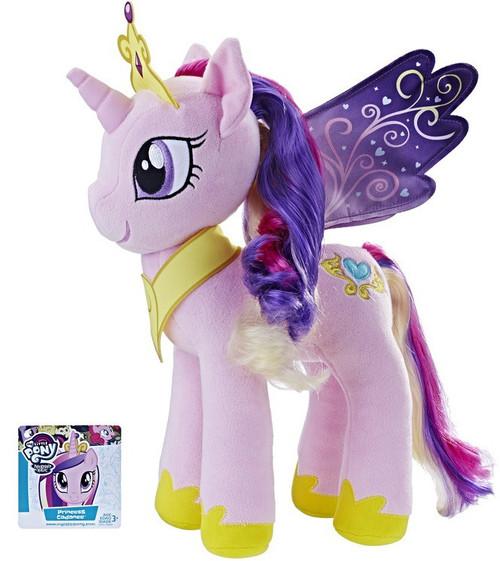 My Little Pony Friendship is Magic Large Soft Princess Cadance Plush