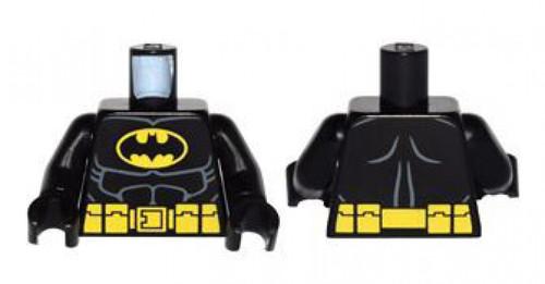 LEGO Black Batman Loose Torso [Loose]