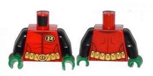 LEGO Batman Red Robin Loose Torso [Loose]