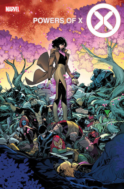 Marvel Comics Powers of X #6 Comic Book