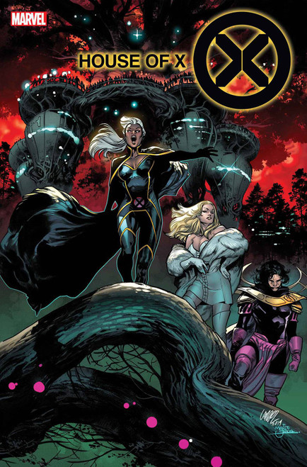 Marvel Comics House of X #6 Comic Book