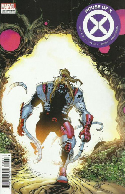 Marvel House of X #6 Comic Book [Foreshadow Variant Cover]