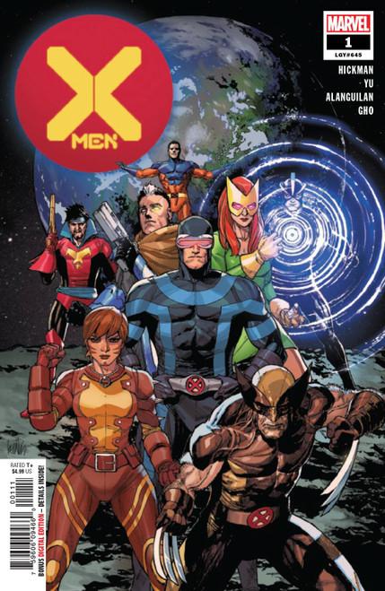 Marvel Comics X-Men #1 Comic Book