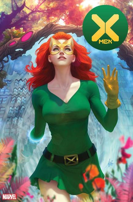 Marvel Comics X-Men #1 Comic Book [Artgerm Variant Cover]