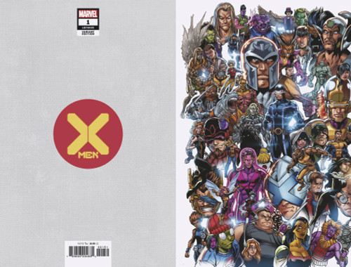 Marvel Comics X-Men #1 Comic Book [Every Mutant Ever Variant Cover]