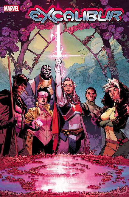 Marvel Comics Excalibur #1 Comic Book