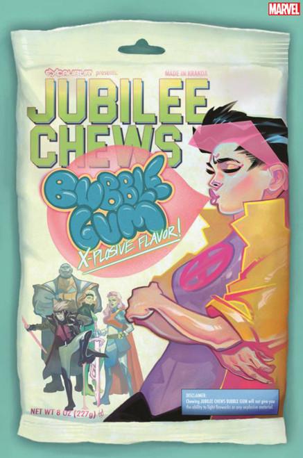 Marvel Comics Excalibur #1 Comic Book [Young Guns Variant Cover]