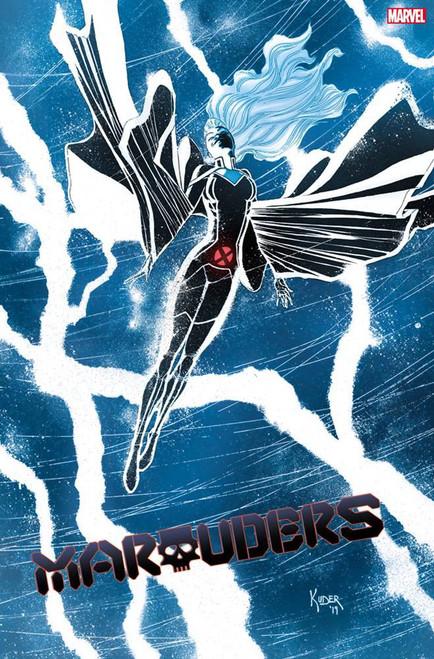 Marvel Comics Marauders #1 Comic Book [Young Guns Variant Cover]