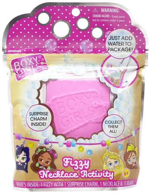 Boxy Girls Fizzy Necklace Activity Mystery Pack