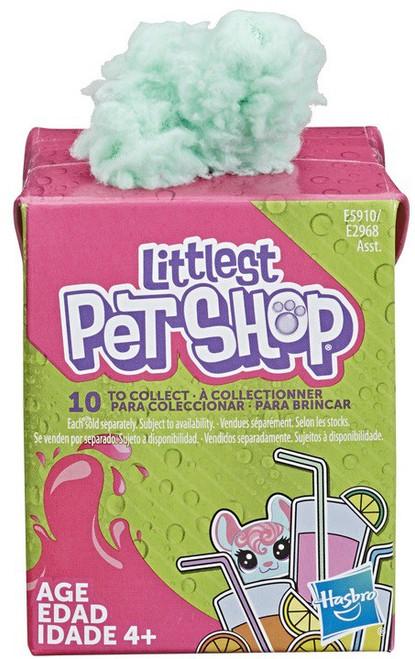 Littlest Pet Shop TV Series 2 Multicolored Fox Plush
