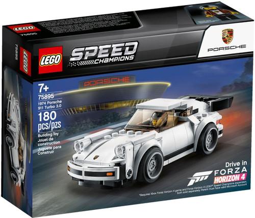 LEGO Speed Champions 1974 Porsche 911 Turbo 3.0 Set #75895
