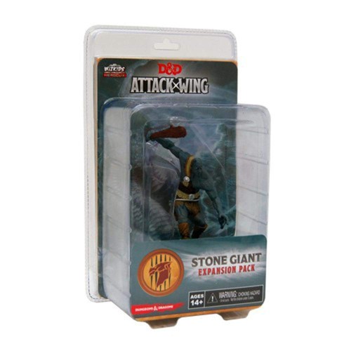 NECA WizKids D&D Attack Wing Stone Giant Elder Expansion Pack Miniature Wave 4