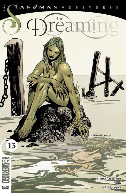 DC Dreaming #13 The Sandman Universe Comic Book