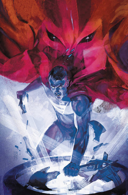 DC Event Leviathan #4 Comic Book