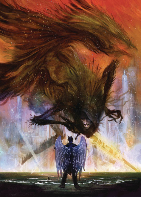 DC Lucifer #12 The Sandman Universe Comic Book