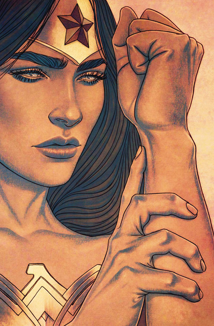 DC Wonder Woman #78 Comic Book [Jenny Frison Variant Cover]