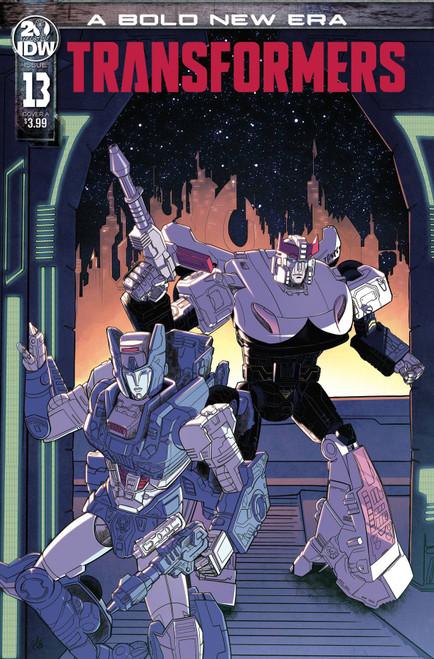 IDW Transformers #13 Comic Book