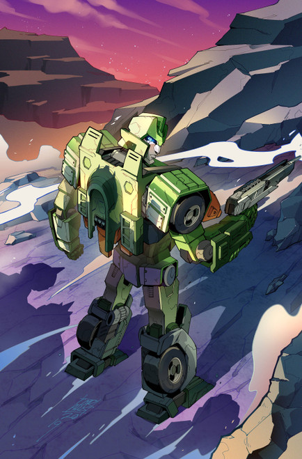 IDW Transformers #13 Comic Book [Umi Miyao Cover B]