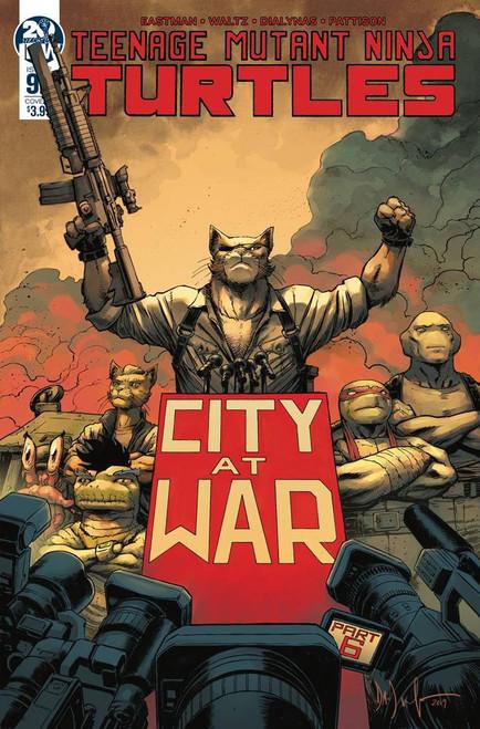 IDW Teenage Mutant Ninja Turtles Ongoing #98 Comic Book