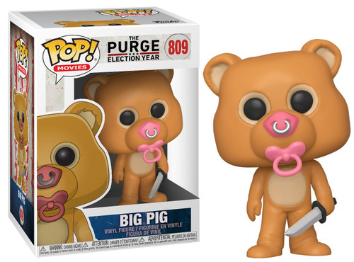 Funko The Purge Election Year POP! Movies Big Pig Vinyl Figure