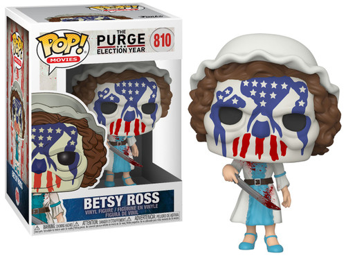Funko The Purge Election Year POP! Movies Betsy Ross Vinyl Figure