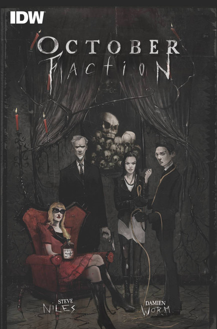 IDW October Faction #1 Comic Book [Special Edition]