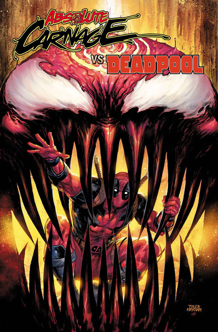 Marvel Comics Absolute Carnage Vs. Deadpool #2 of 3 Comic Book
