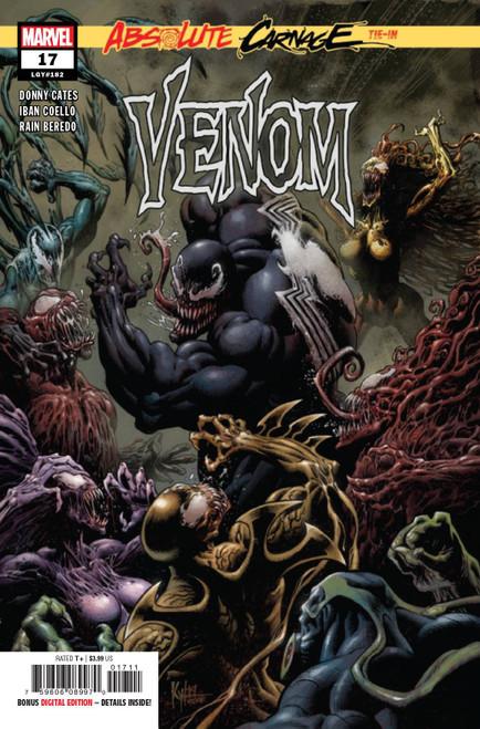 Marvel Comics Venom #17 Comic Book