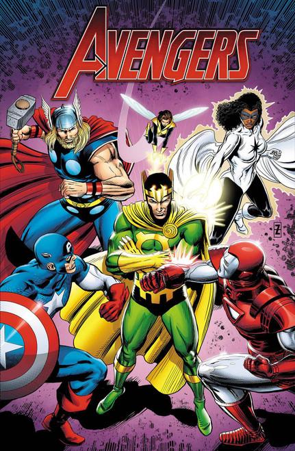 Marvel Comics Avengers Loki Unleashed #1 Comic Book