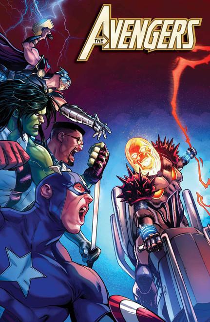 Marvel Comics Avengers #24 Comic Book