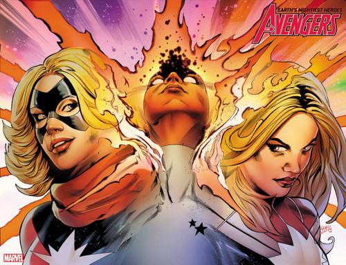 Marvel Comics Avengers #24 Comic Book [Greg Land Immortal Variant Cover]