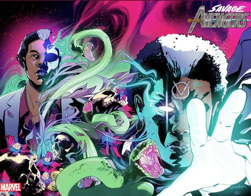 Marvel Comics Savage Avengers #5 Comic Book [Valerio Schiti Immortal Variant Cover]