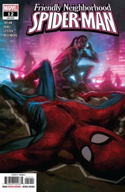 Marvel Comics Friendly Neighborhood Spider-Man #12 Comic Book