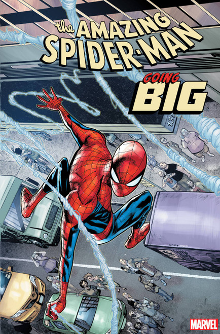 Marvel Comics Amazing Spider-Man Going Big #1 Comic Book [Humberto Ramos Variant Cover]