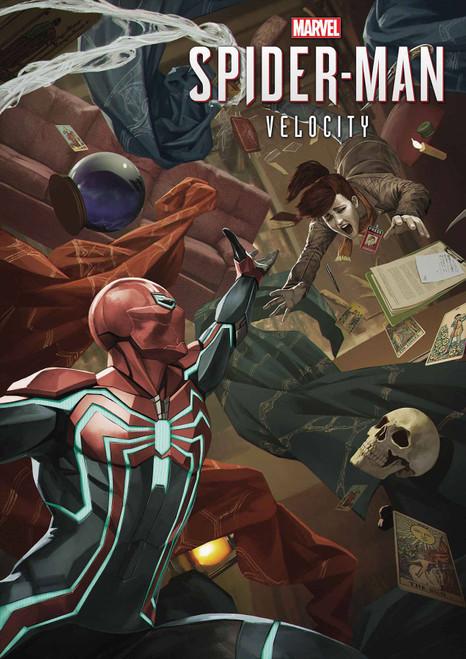 Marvel Comics Spider-Man Velocity #2 Comic Book