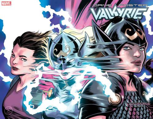 Marvel Comics Valkyrie Jane Foster #3 Comic Book [David Lopez Immortal Variant Cover]