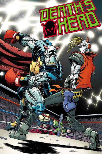 Marvel Comics Death's Head #3 of 4 Comic Book
