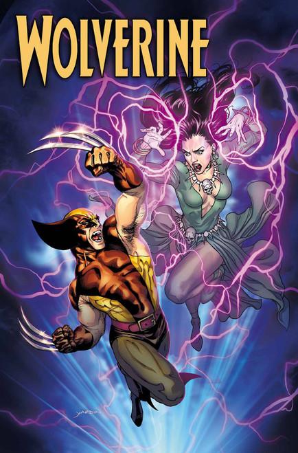 Marvel Comics Wolverine Annual 1 Comic Book